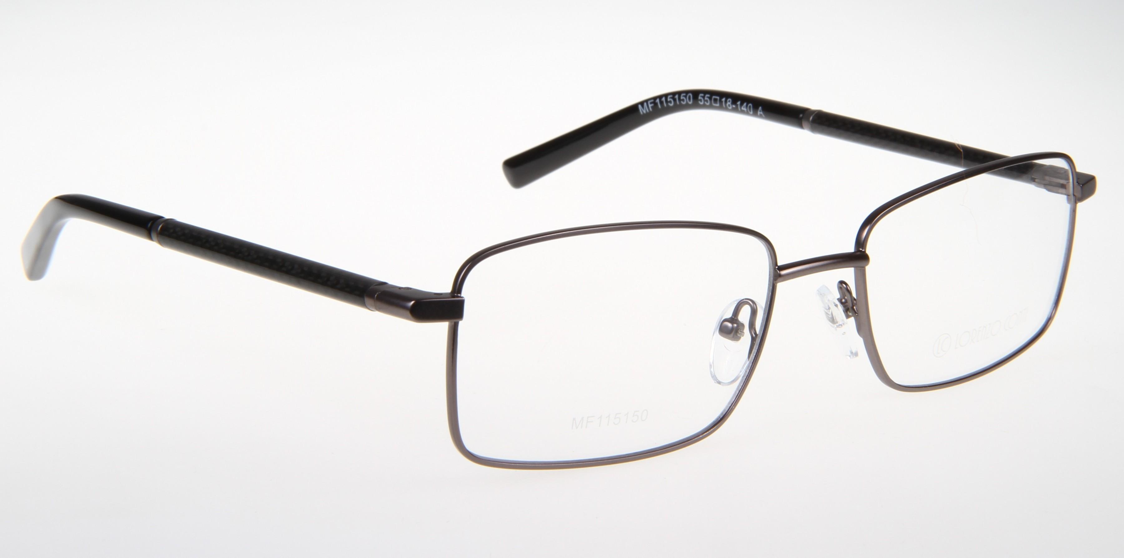 Oprawki okularowe Lorenzo MF115150 col. A srebrny