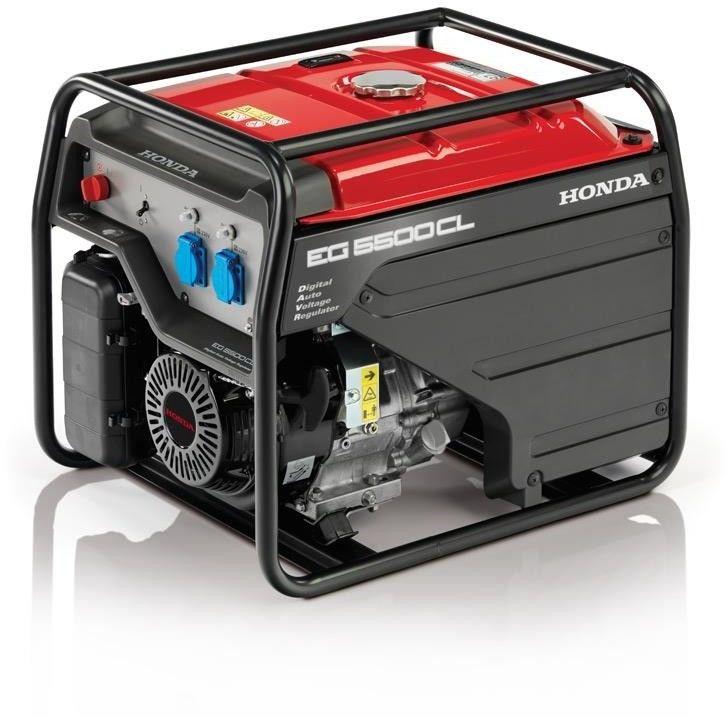 Honda Agregat prądotwórczy EG 5500 CL I Raty 10 x 0% Dostawa 0 zł Dostępny 24H Dzwoń i negocjuj cenę Gwarancja do 5 lat Olej 10w-30 gratis tel. 22 266 04 50 (Wa-wa)