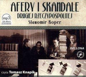 Afery i skandale Drugiej Rzeczyposp. Audiobook - Sławomir Koper