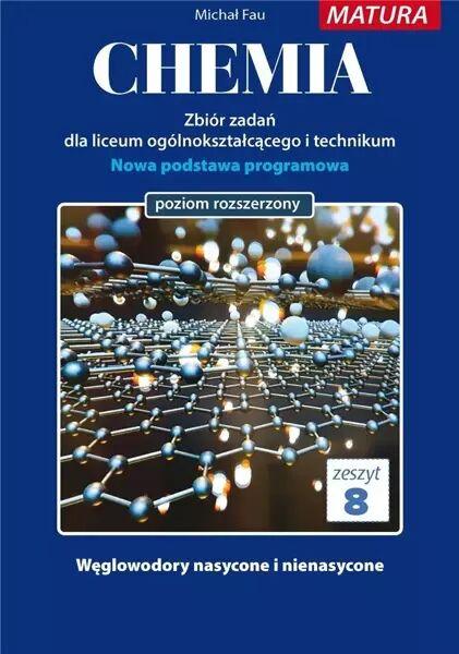 Chemia. Zbiór zadań LO. Zeszyt 8 ZR MEDYK - praca zbiorowa