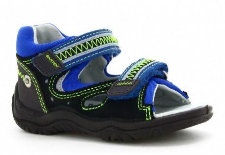 Bartek sandały chłopięce 11387-26 niebieskie