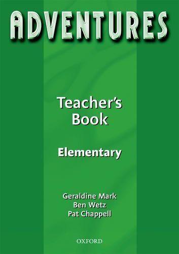 Adventures Elementary - Książka nauczyciela