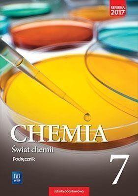 Chemia SP 7 Świat chemii Podr. WSiP - Anna Warchoł, Andrzej Danel, Dorota Lewandowska,