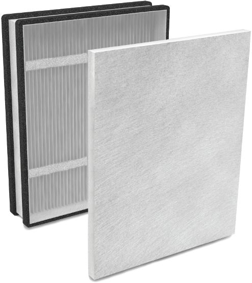 Filtry do 200f / 200fL CleanPad Pure 08 - filtry plisowane M5 - 2 szt