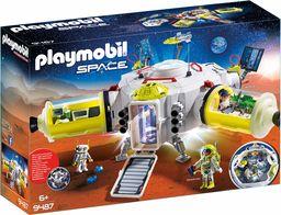 PLAYMOBIL Space 9487 Stacja na Marsie, od 6 lat