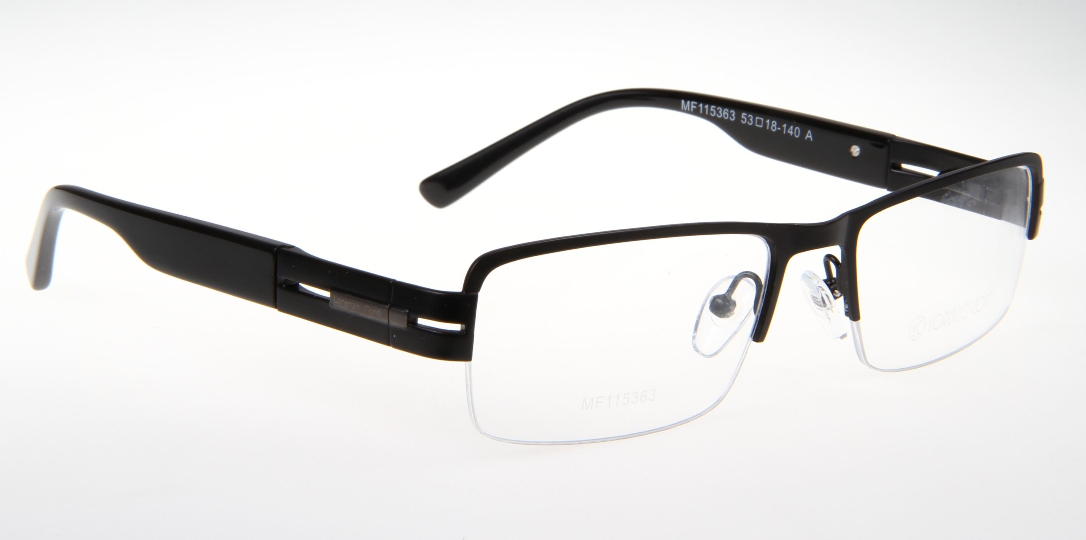 Oprawki okularowe Lorenzo MF115363 col. A czarny