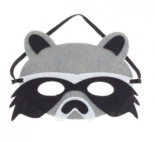 Maska filcowa Szop