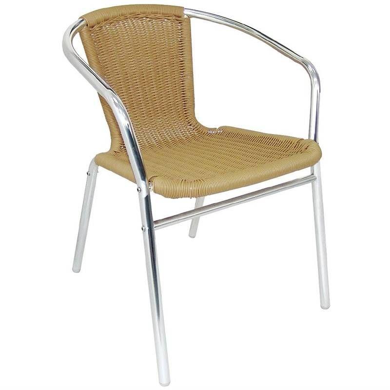 Krzesła sztaplowane 4 szt. 53x58x(H)73,5cm