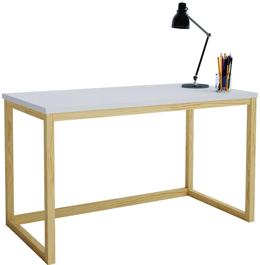 Skandynawskie biurko Inelo T3 - 120x60 cm