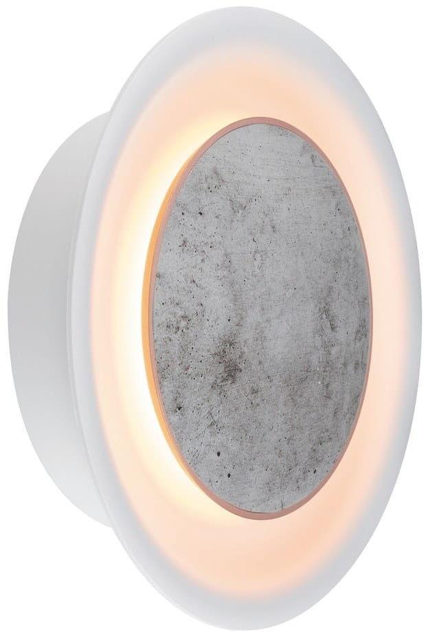 Kinkiet TIRIL 6,5W LED biały/beton 79699 PAULMANN