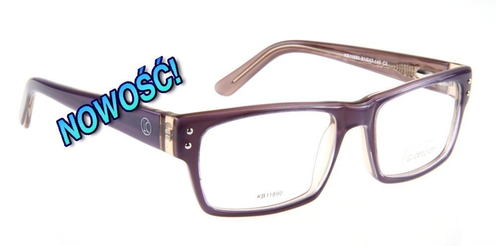 Oprawki okularowe Lorenzo KB11890 c3 fiolet