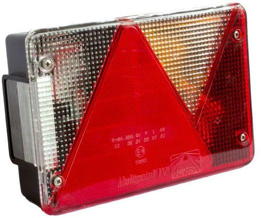 Lampa prawa tylna zespolona do przyczep Asp ck Multipoint IV