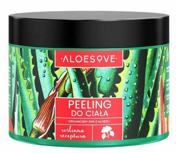 Sylveco Aloesove Peeling do ciała 250ml