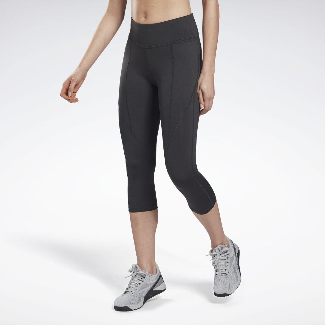Reebok Legginsy 3/4 Workout Ready Pant Program