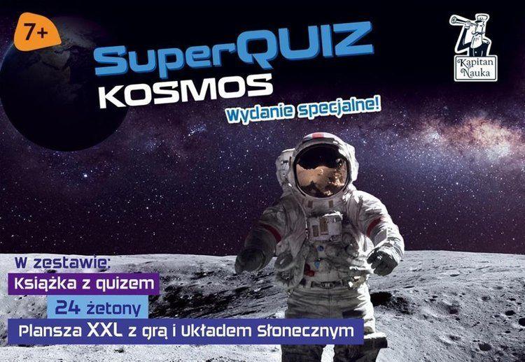 Kapitan Nauka Pakiet SuperQuiz Kosmos - Milena Ratajczak