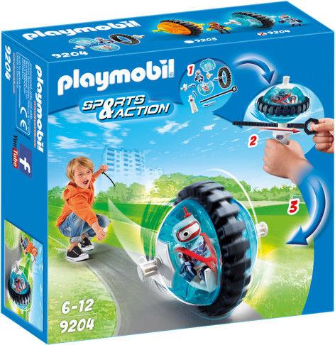 Playmobil - Speed Roller Blue 9204