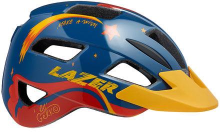LAZER kask rowerowy dziecięcy/juniorski LIL GEKKO CE-CPSC Star BLC2207888206 Rozmiar: 46-50,BLC2207888206