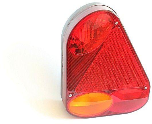 Lampa prawa narożna zespolona do przyczep Fristom FT-77