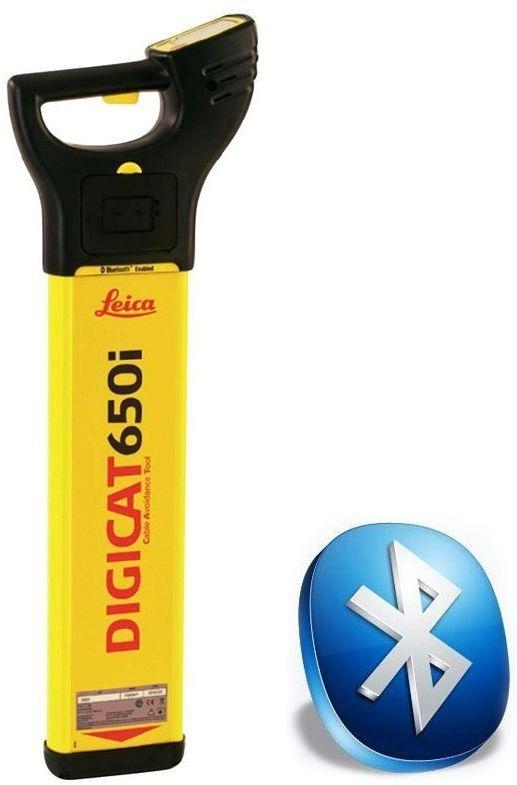 Wykrywacz Leica DigiCAT 650i Bluetooth