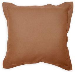 Poduszka dekoracyjna 60x60 cm bawełna PANAMA taupe