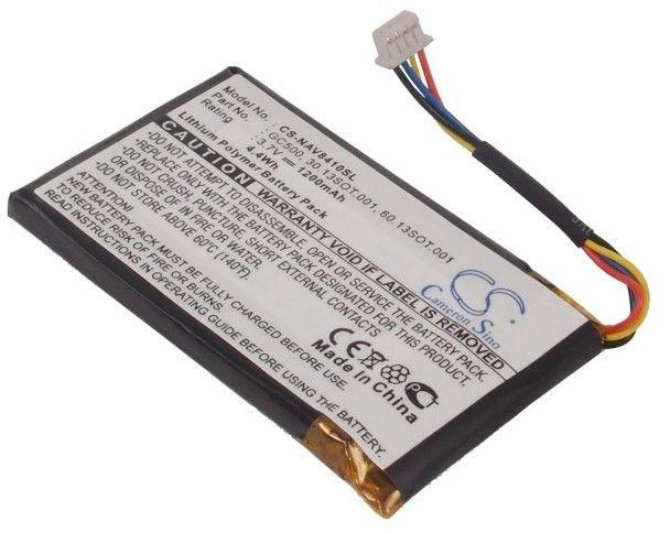 Navigon 8410 / GC500 1200mAh 4.44Wh Li-Polymer 3.7V (Cameron Sino)