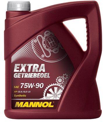 Mannol Extra Getriebeoel 75W90 GL4 GL5 LS 4l