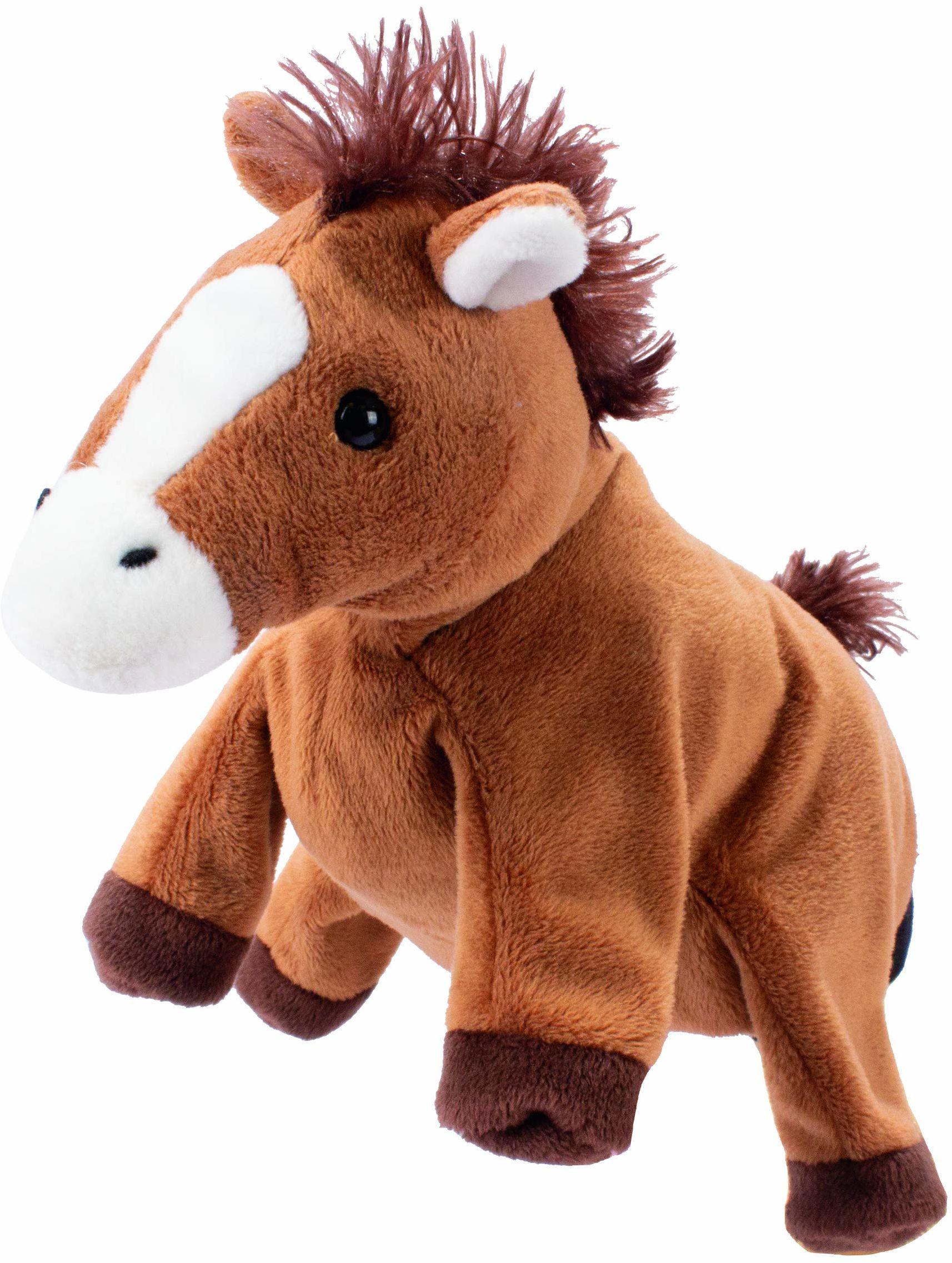 Beleduc 40121 - pacynka z koniem, sprawdzona w przedszkolu