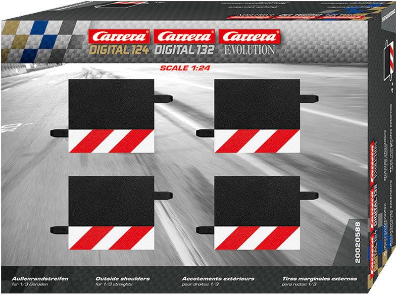 Carrera EVO / DIGITAL 132 / 124 - Poszerzenie torów 1/3 proste 20588