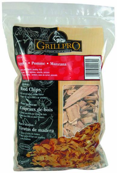 GrillPro: Wiórki do wędzenia Jabłkowe (00230) --- OFICJALNY SKLEP GrillPro
