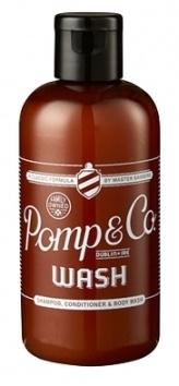 POMP & CO. WASH szampon i żel pod prysznic 100ml