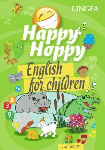Happy Hoppy English for children + audio CD