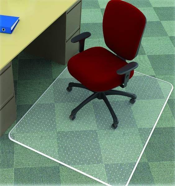 Mata pod krzesło prostokątna na dywany 914 x 1220 mm - X07343