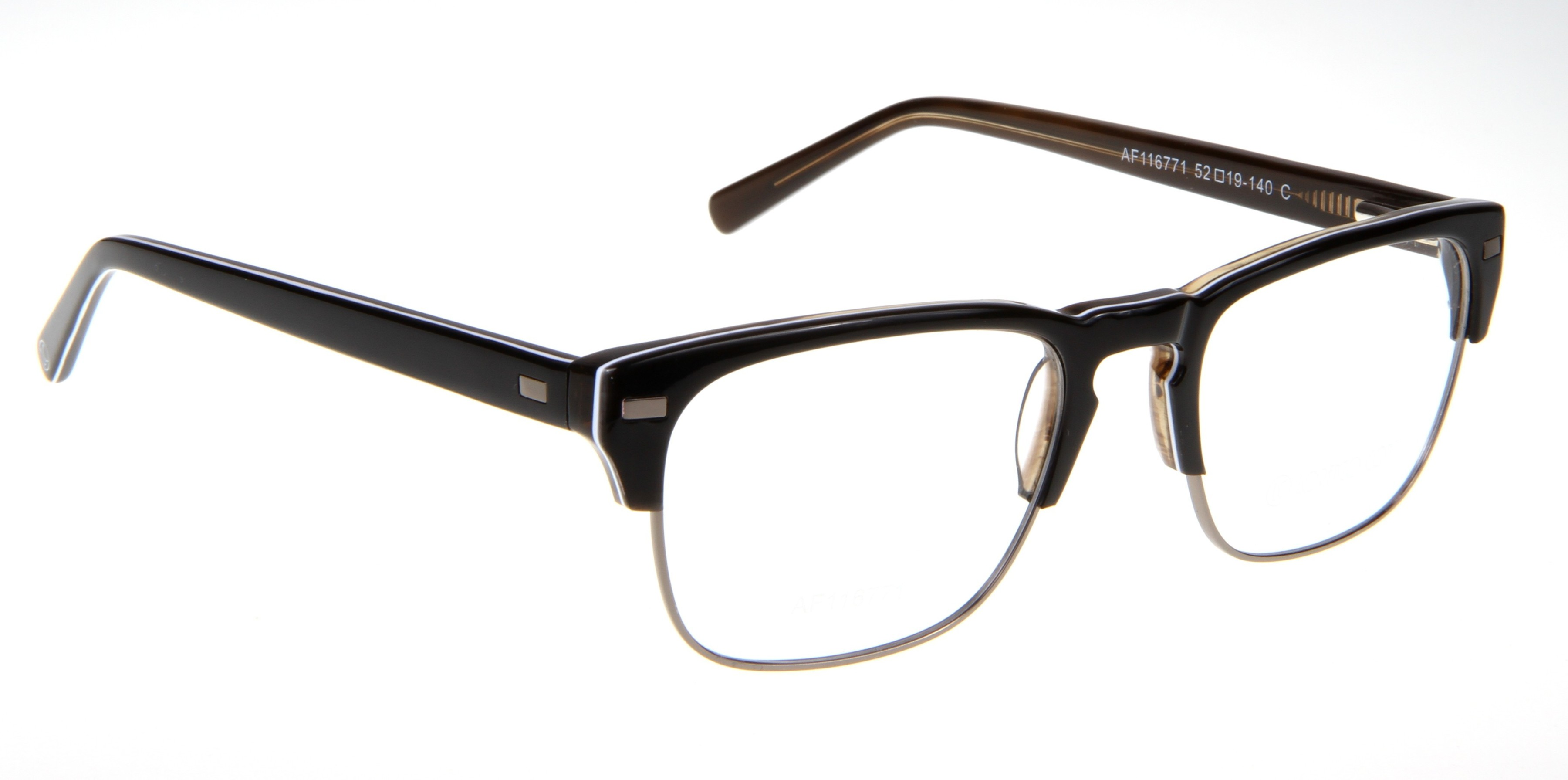 Oprawki okularowe Lorenzo AF116771 col. C czarny