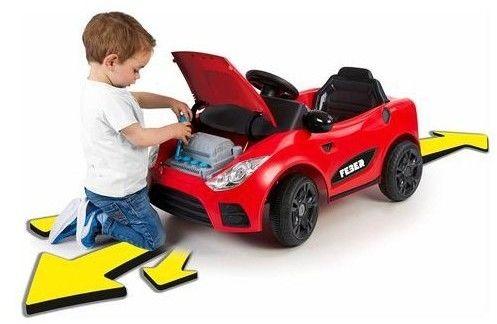 Samochód Elektryczny Feber Moje Prawdziwe auto 6V