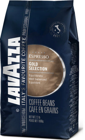 Kawa ziarnista Lavazza Espresso Gold Selection 1kg