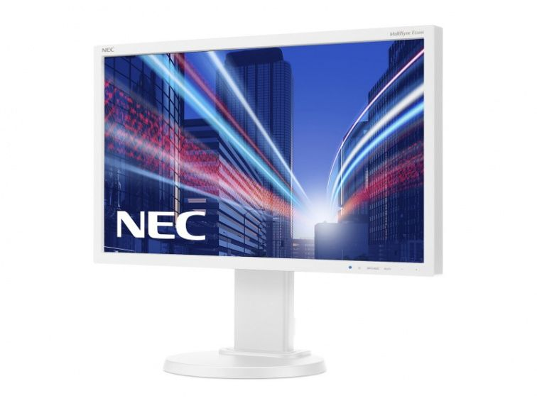 """Monitor desktopowy NEC E224Wi 21,5"""" WH 60003583 (60003583)"""