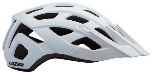 LAZER kask rowerowy mtb ROLLER matte white + siatka na owady BLC2207887613 Rozmiar: 58-61,BLC2207887613