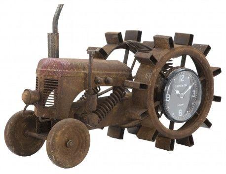 Zegarek Industrialny Traktor