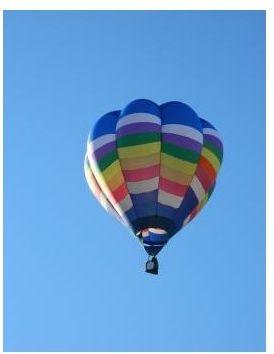 Lot balonem  Leszno