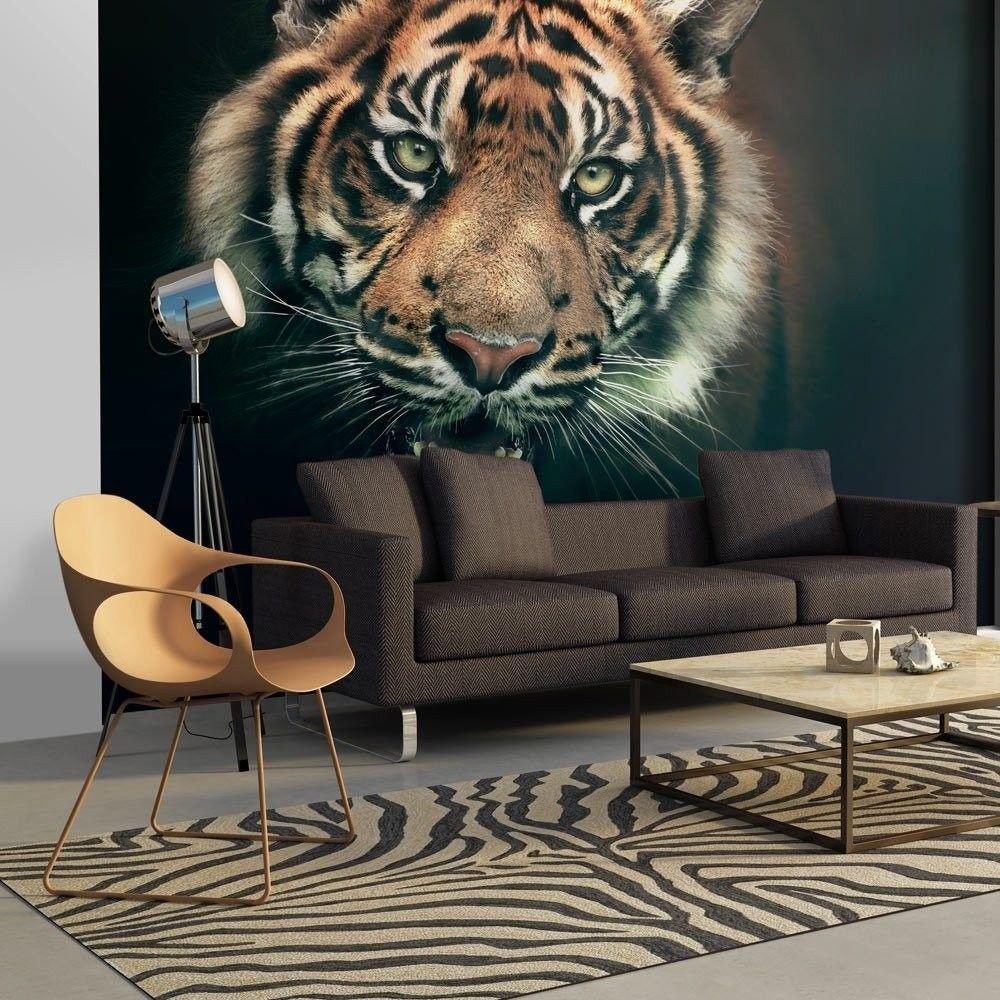 Fototapeta - tygrys bengalski