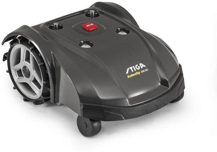 STIGA Robot koszący Autoclip 530 SG (3200m2) Raty 10 x 0% Dostawa 0 zł Dostępny 24H tel. 22 266 04 50 (Wa-wa)