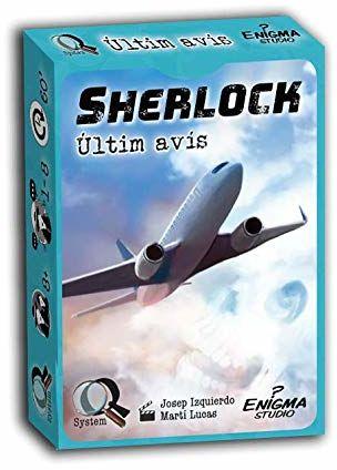 GDM Games - Sherlock Holmes Joc karty badawcze (GDM2070)