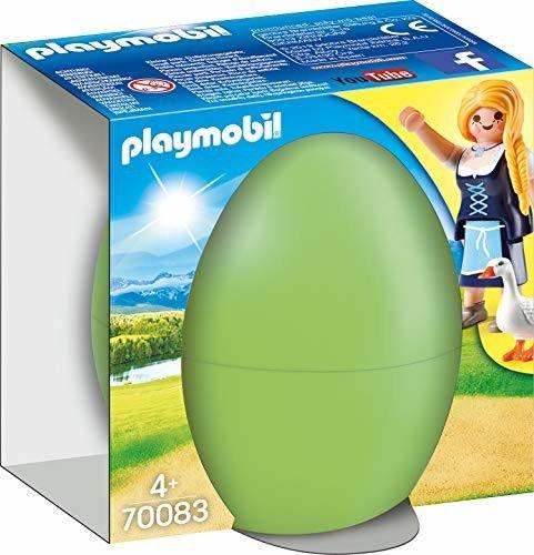 Playmobil - Dziewczynka z gąskami 70083