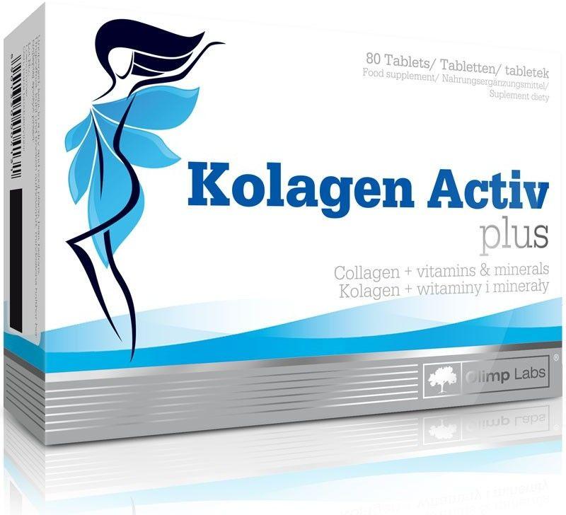 Kolagen Activ plus 80 tabletek