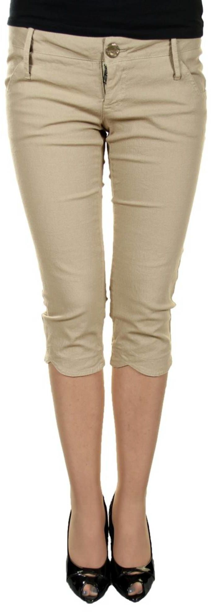 KING''S JEANS Capri trousers Women