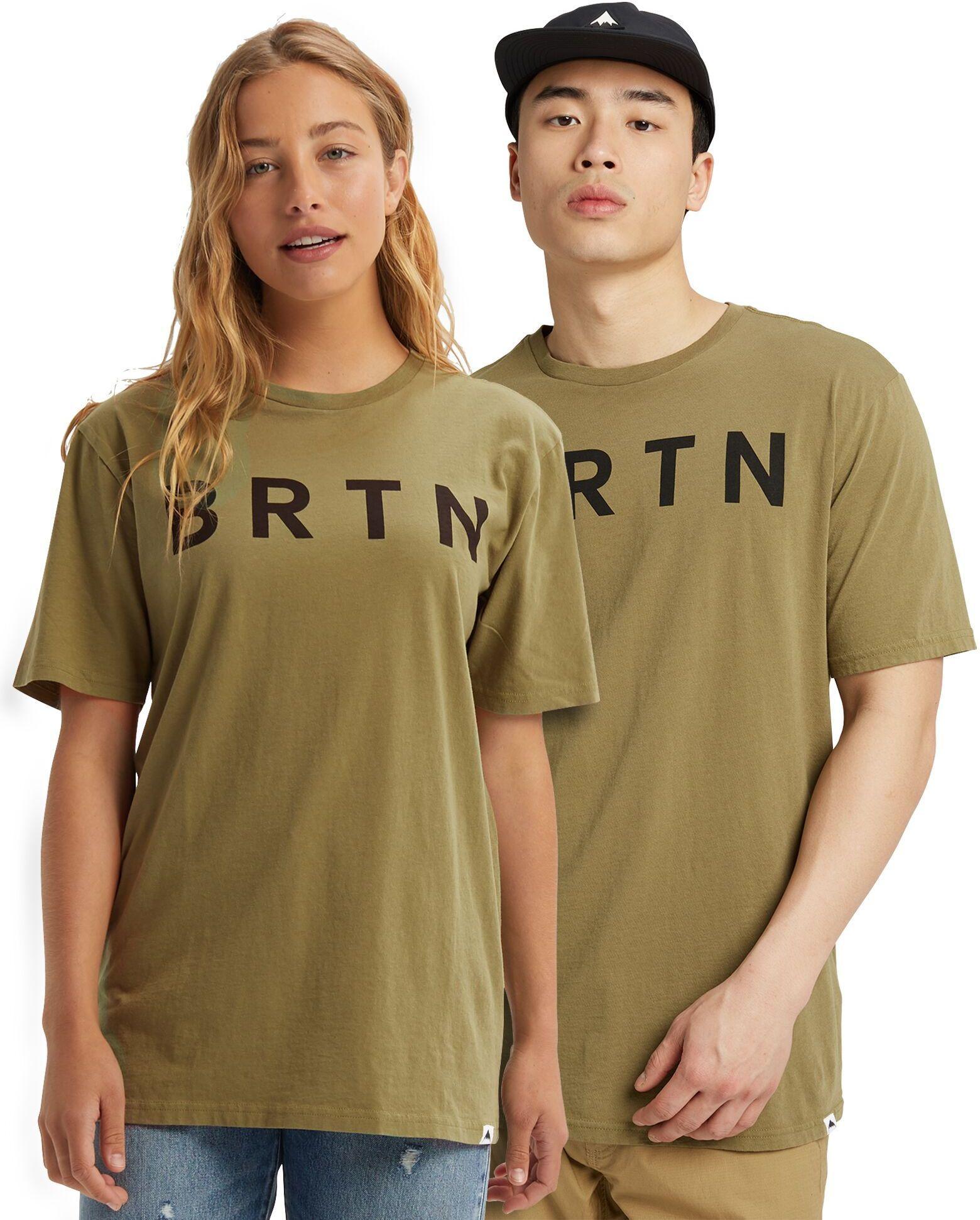 koszulka BURTON UA BRTN SS Martini Olive