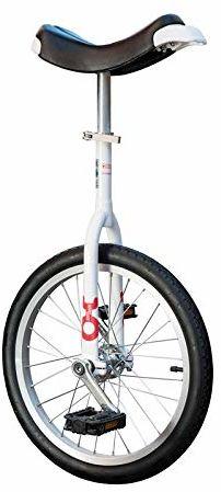 QU-AX Uniseks  OnlyOne rower jednoczęściowy, biały, jeden rozmiar