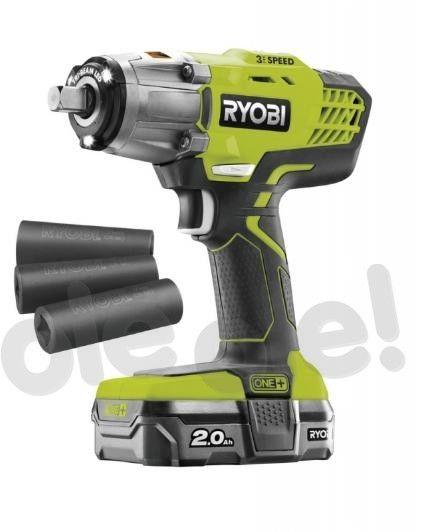 Klucz udarowy Ryobi R18IW3-120S