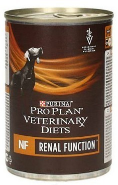 Purina Veterinary NF (renal function formula) puszka 400 g Canine