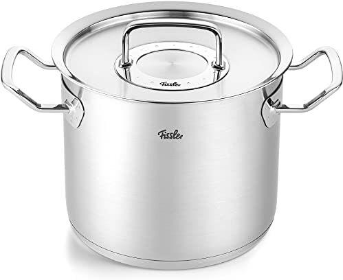 Fissler 084-118-20-000/0 garnek do gotowania, stal 18/10, 5,2 l